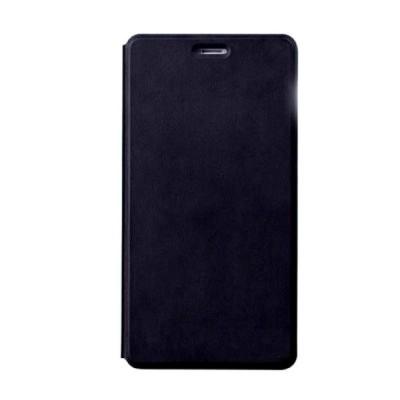 Flip Cover For Xiaomi Redmi Note 3 16gb Black By - Maxbhi.com