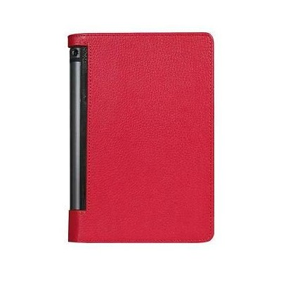 size 40 ca69a 731b1 Flip Cover for Lenovo Yoga Tab 3 10 LTE - Red