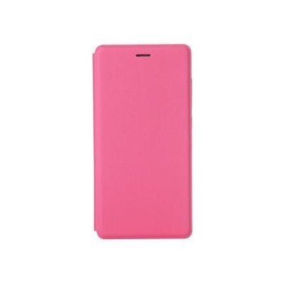 buy online 32f5c 3d8e4 Flip Cover for XOLO Q1010i - Pink