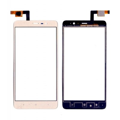 Touch Screen Digitizer For Xiaomi Redmi Note 3 32gb Gold By - Maxbhi Com