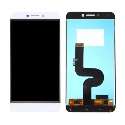 Lcd With Touch Screen For Letv Le 1s White By - Maxbhi Com