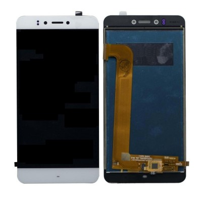 Lcd With Touch Screen For Panasonic P55 Novo Gold By - Maxbhi Com