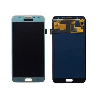 Lcd With Touch Screen For Samsung Galaxy J7 Gold By - Maxbhi Com