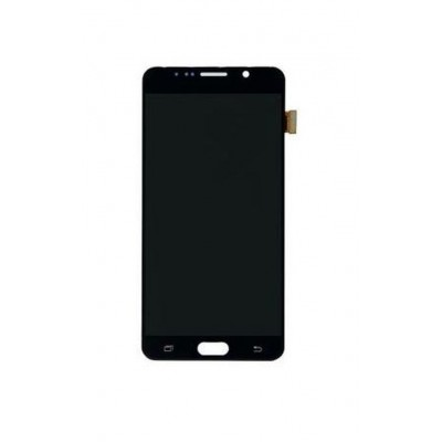 Lcd With Touch Screen For Samsung Galaxy Note 5 Black By - Maxbhi.com