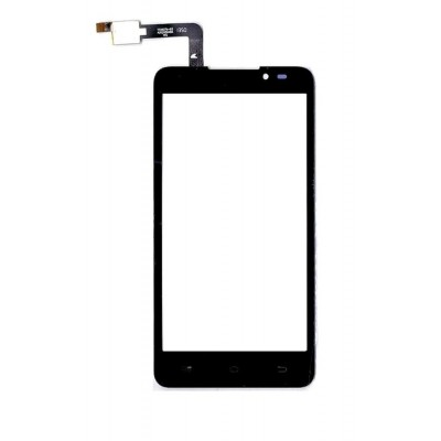 Touch Screen Digitizer For Micromax Canvas Nitro A311 Blue By - Maxbhi.com