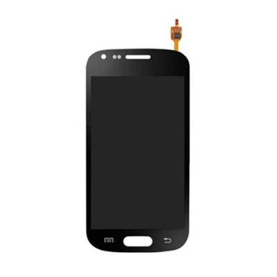 Lcd With Touch Screen For Samsung Galaxy S Duos 2 S7582 Black By - Maxbhi.com