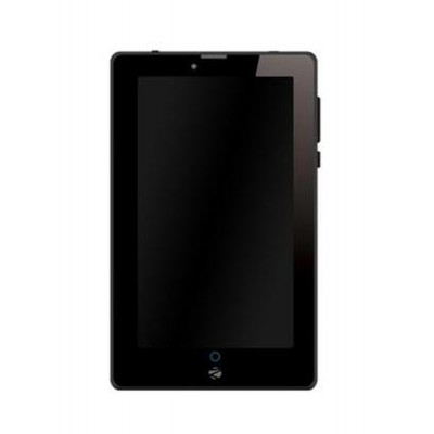 Lcd With Touch Screen For Zebronics Zebpad 7t500 3g Black By - Maxbhi.com
