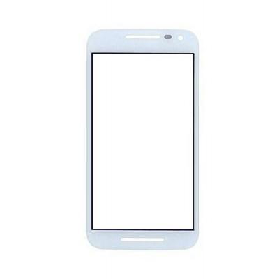 Touch Screen Digitizer For Motorola Moto G Turbo White By - Maxbhi.com