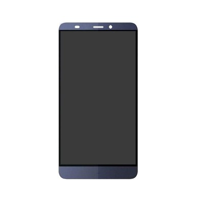 Lcd With Touch Screen For Micromax Canvas Mega 4g Blue By - Maxbhi.com