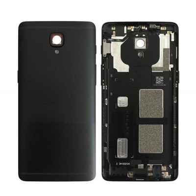 Full Body Housing For Oneplus 3 Black - Maxbhi Com