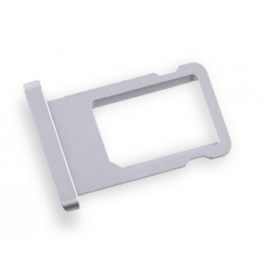 SIM Card Holder Tray for Micromax Canvas Mega 4G - White - Maxbhi.com