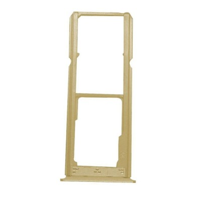 Sim Card Holder Tray For Oppo A37 Gold - Maxbhi Com