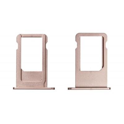 SIM Card Holder Tray for Lenovo Phab 2 - Gunmetal Grey - Maxbhi.com