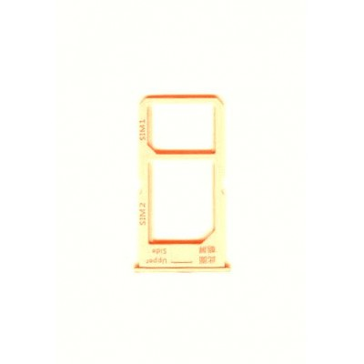 Sim Card Holder Tray For Vivo Y55l Gold - Maxbhi Com