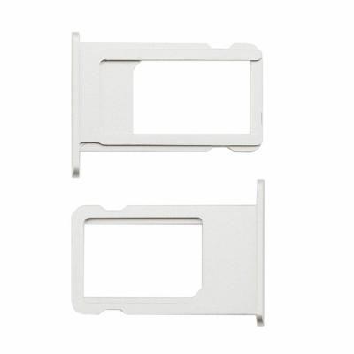 SIM Card Holder Tray for Gionee S6s - White - Maxbhi.com