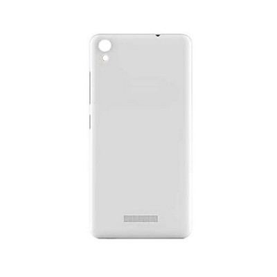 Back Panel Cover For Gionee P5w White - Maxbhi.com