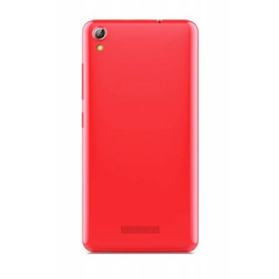 Full Body Housing For Gionee P5w Red - Maxbhi.com