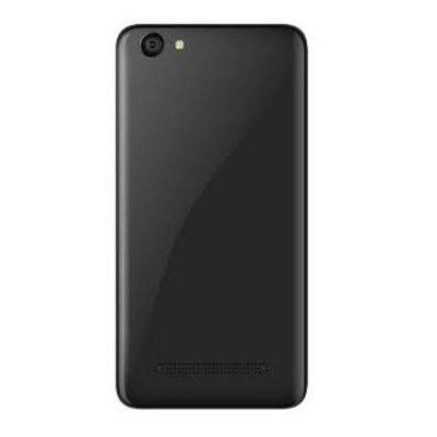 free shipping 9a14d cad10 Back Panel Cover for Lyf Wind 6 - Black