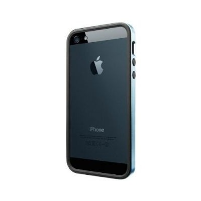 on sale 3c29b b3878 Bumper Case for Apple iPhone 5s Metallic Blue