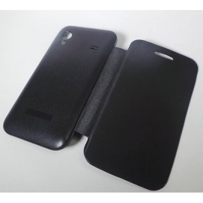 Flip Cover for Samsung Galaxy Ace S5830 Black