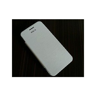 Flip Cover for XOLO A500S White