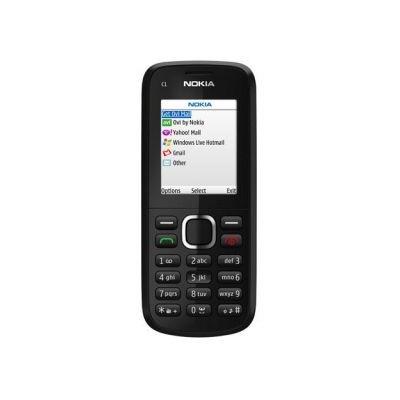 online store cfa99 5eba0 Back Panel Cover for Nokia C1-02 - White