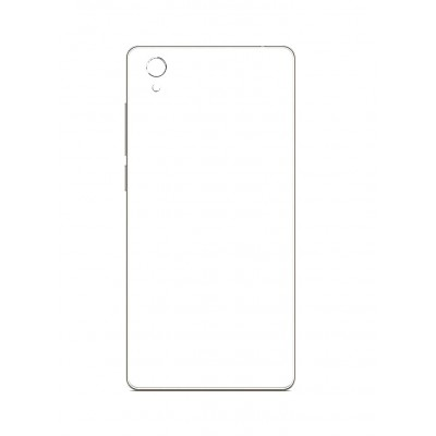 Back Panel Cover For Vivo Y51 White - Maxbhi.com