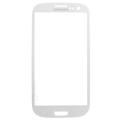 Gorilla Glass For Samsung Galaxy S3 i9300 With Complete Tool Set  White