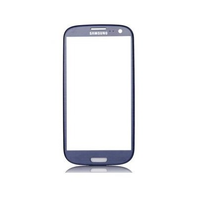 Gorilla Glass For Samsung Galaxy S3 i9300  Pebble Blue