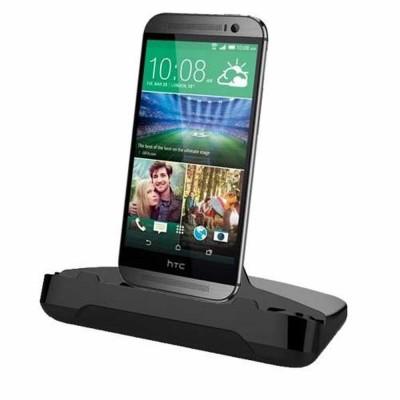 Mobile Holder For HTC Desire 500   Dock Type Black