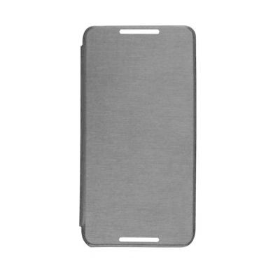 timeless design 48a62 7caa1 Flip Cover for HTC One E9s dual sim - Grey