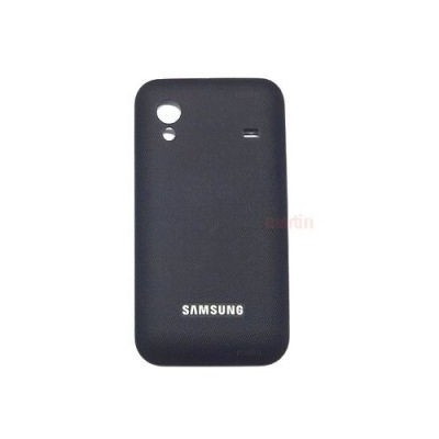 Back Cover for Samsung Galaxy Ace S5830 Black