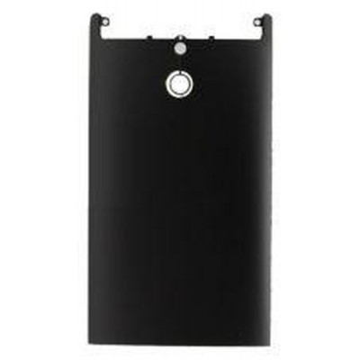 Back Cover for Sony Xperia P LT22i Nypon Black
