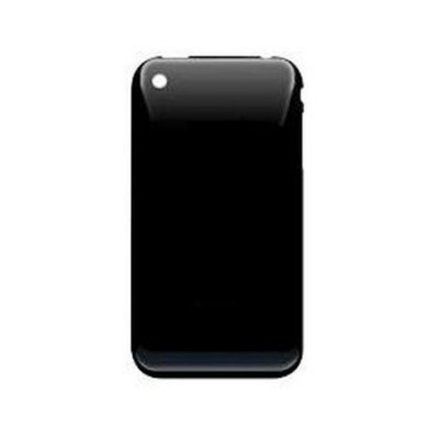 Back Panel Cover For Apple Iphone 3gs Black - Maxbhi Com