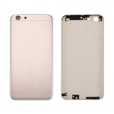 Back Panel Cover For Oppo A57 Gold - Maxbhi Com