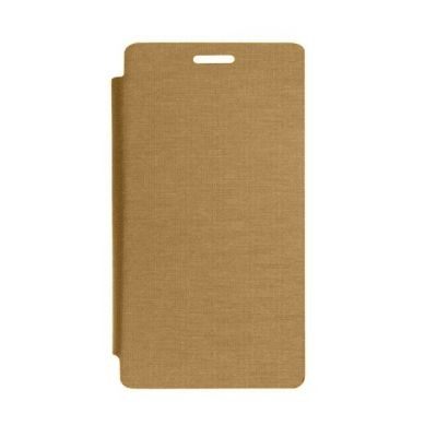 huge selection of 087b7 82182 Flip Cover for Itel it1508 - Gold
