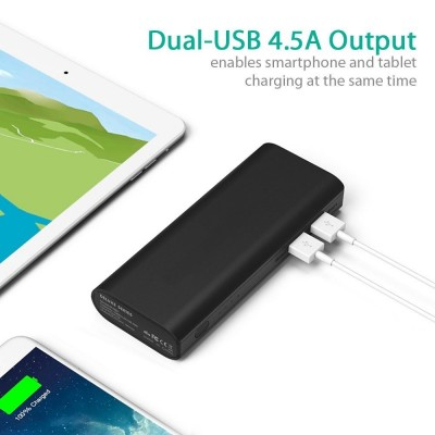 15000 mAh Power Bank by Maxbhi.com - Dual USB