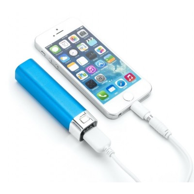 2600 mAh Power Bank by Maxbhi.com - Free Cable