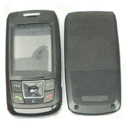 Full Body Panel For Samsung E250 Slider With Front Back And Middle - Maxbhi Com