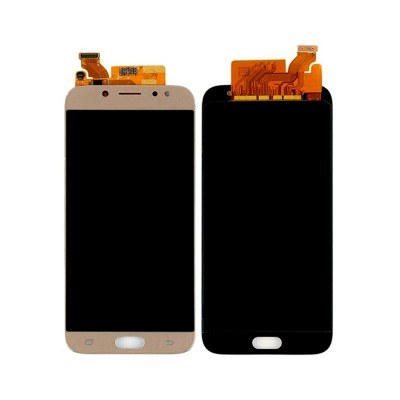Lcd With Touch Screen For Samsung Galaxy J7 Pro Gold By - Maxbhi Com