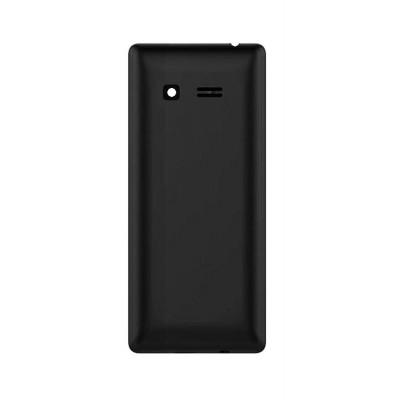 Back Panel Cover For Reliance Jiophone Black - Maxbhi.com