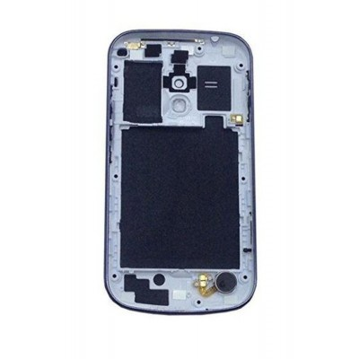 Full Body Housing for Samsung Galaxy S Duos 2 S7582 - Black