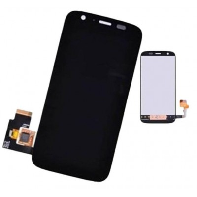 LCD with Touch Screen for Moto E 1st Gen - Black (complete assembly folder)