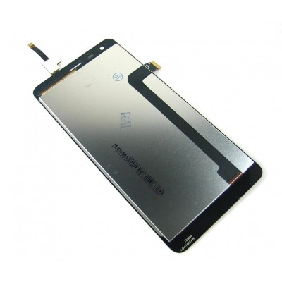 LCD with Touch Screen for Xiaomi Redmi 2 Prime - Black (complete assembly folder)