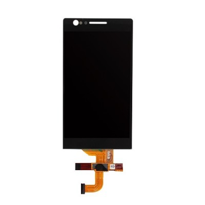 Lcd Screen For Sony Xperia P Lt22i Nypon Replacement Display By - Maxbhi.com