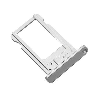 Sim Tray For Apple iPad Mini  Silver