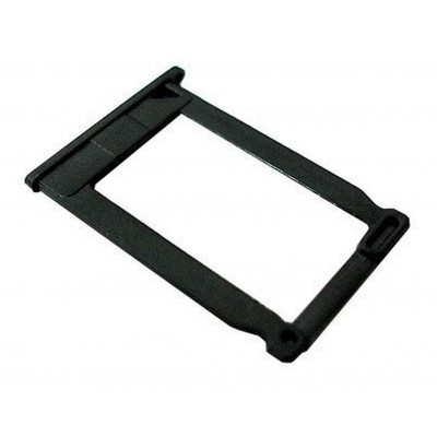 Sim Tray For Apple iPhone 3GS  Black