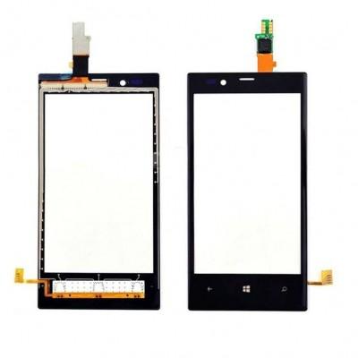 Touch Screen Digitizer For Nokia Lumia 720 Black By - Maxbhi Com