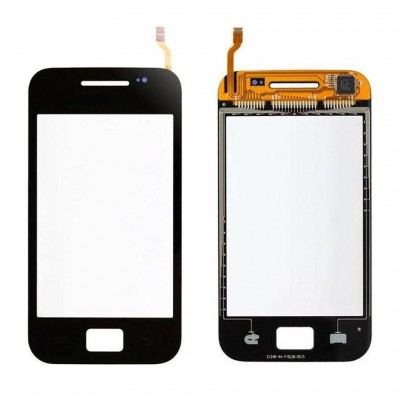 Touch Screen Digitizer For Samsung Galaxy Ace S5830 Black By - Maxbhi Com