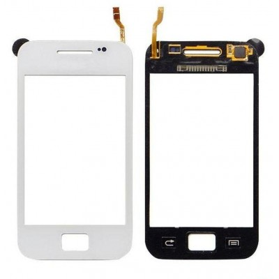 Touch Screen Digitizer For Samsung Galaxy Ace S5830 White By - Maxbhi Com